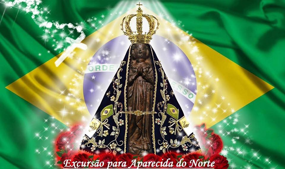 Romarias Aparecida do Norte 2019